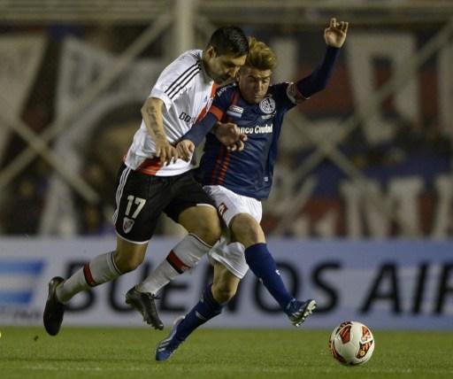 San-Lorenzo-cae-1-0-ante-River-Plate-(Argentina)-por-Copa-Sudamericana