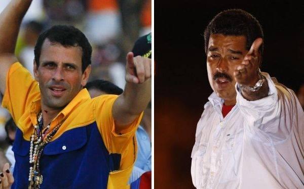 """""""Maduro-fue-a-China-porque-se-le-acabaron-los-dolares"""",-denuncio-Capriles"""