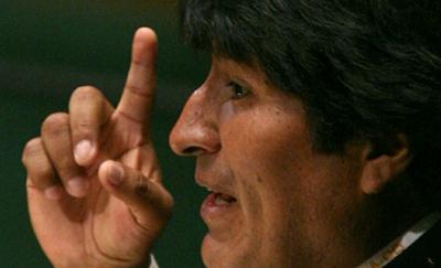 -Evo-destaca-participacion-de-empresas-espanolas-en-Bolivia