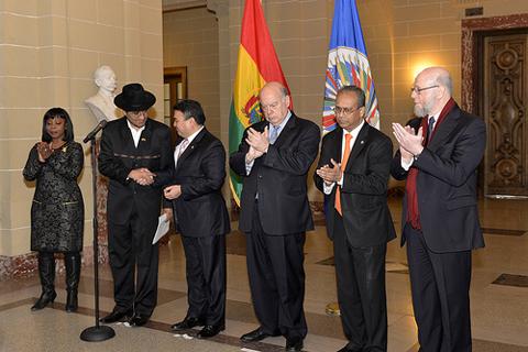 Bolivia-asume-presidencia-del-Consejo-Interamericano-para-el-Desarrollo-Integral-de-la-OEA-