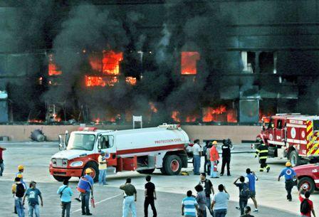 Violenta-protesta-por-43-desaparecidos-en-Mexico