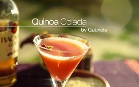 Un-coctel-boliviano-con-quinua-es-finalista-en-concurso-internacional