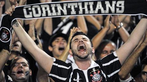 Corinthians construye un cementerio para sus aficionados