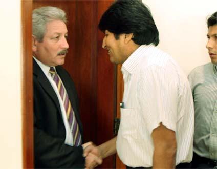 """Marcelo-Soza:-""""Ruben-Costas,-complice-importante-para-las-tareas-del-grupo-irregular"""""""