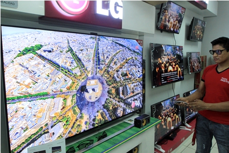 Bolivia-importa-42%-menos-en-televisores-