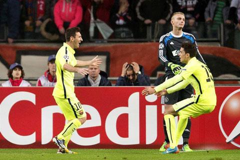 Messi-brillo.-Alcanzo-nuevo-record-en-el-triunfo-del-Barsa-sobre-Ajax-