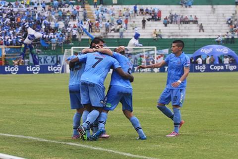 Bolivar-campeon-del-Torneo-Apertura-2014-