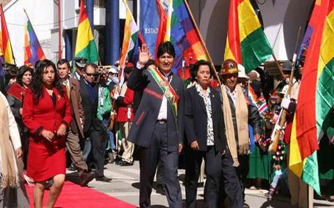 Presidente-gobernara-cinco-dias-desde-Oruro-por-efemeride-y-entregara-millonarias-obras-