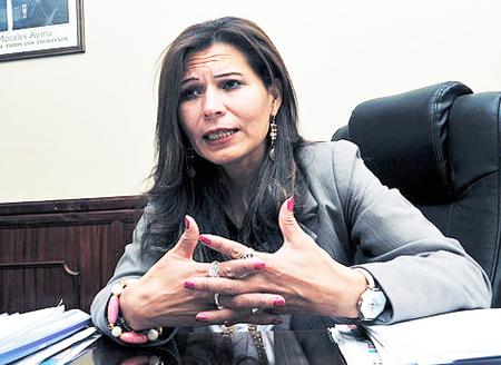Ministra-de-Justicia-resta-credibilidad-a-nota-enviada-por-Soza