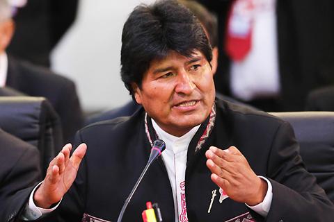 Morales:Los-que-quieren-cerrar-el-caso-terrorismo-quieren-la-division-del-pais