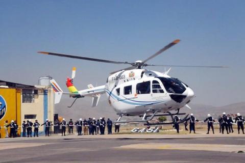 Gobierno-aprueba-decreto-para-compra-de-dos-helicopteros-en-Bs-172-millones