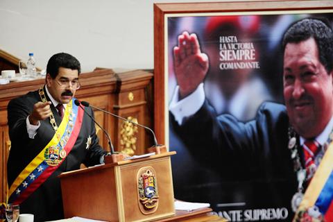 Maduro-dice-que-la-OEA-no-entrara-a-Venezuela--ni-ahora-ni-nunca-