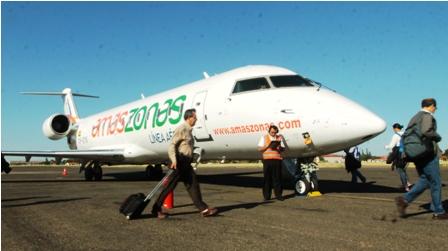 Amaszonas-apertura-vuelos-a-dos-ciudades-de-Brasil