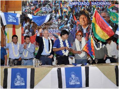 Evo-Morales-sigue-favorito-pero-reduce-intencion-de-voto
