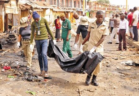 Secta-causa-150-muertes-en-atentados-en-Nigeria
