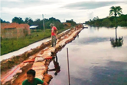 Aun-no-descienden-las-aguas-en-Guayaramerin-