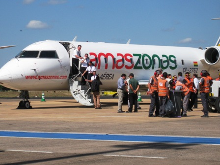 Amaszonas-alzo-su-primer-vuelo-a-Cuiaba-