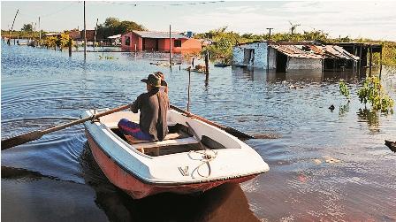 Otra-victima-fatal-de-las-inundaciones-en-Paraguay