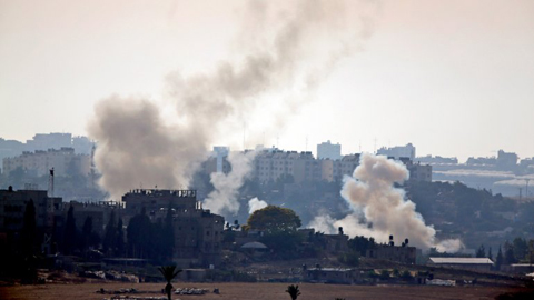 Israel-anuncia-tregua--humanitaria--de-cinco-horas-en-Gaza