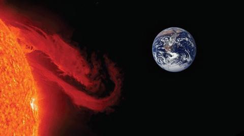 La-Tierra-se-salvo-por-poco-de-una-fuerte-tormenta-solar