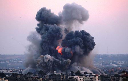 Israel-ataca-Palestina-y-llama-a-40-mil-reservistas