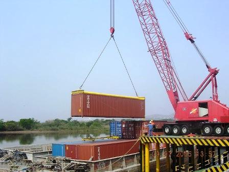 Ref. Fotografia: IBCE. Las importaciones crecieron 1% a junio de este año.