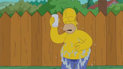 Homero-Simpson-se-suma-al-reto-del-Ice-Bucket-Challenge