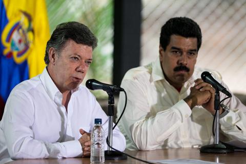 Venezuela-cerrara-frontera-con-Colombia-para-combatir-contrabando