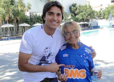 Un gesto noble del boliviano Marcelo Martins