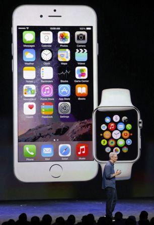 El-Apple-Watch-y-el-iPhone--6-costaran-entre-349-y-799-$us