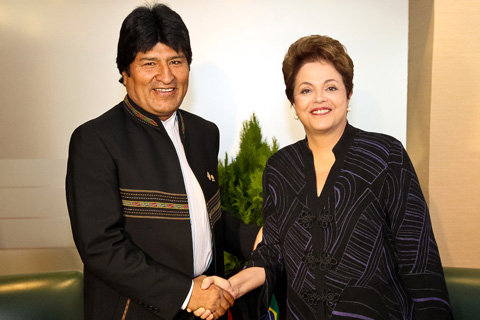Morales-jurara-a-su-tercer-mandato-con-Brasil-y-Estados-Unidos-presente-
