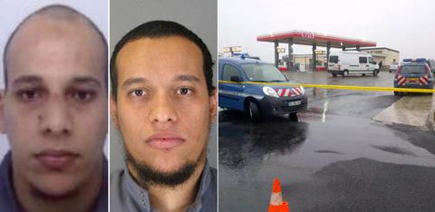 Policia-localiza-a-los-dos-presuntos-autores-del-atentado-contra-Charlie-Hebdo