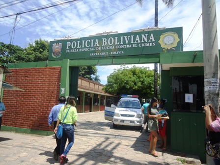 fuerza especial contra crimen: