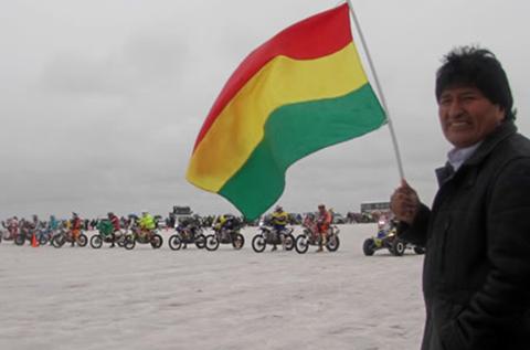 El-Dakar-pasara-por-Orinoca,-el-pueblo-natal-de-Evo
