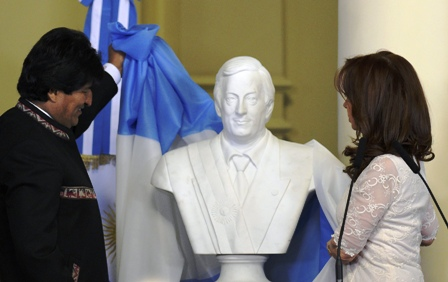 Macri-asume-en-medio-de-tension-politica