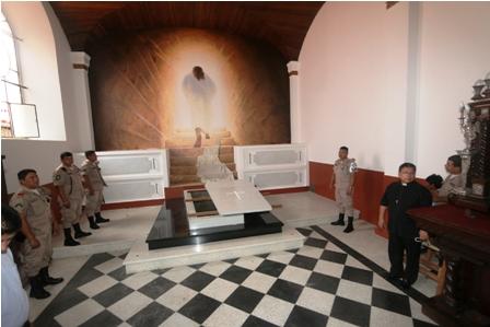 La-poblacion-podra-visitar-ultima-morada-del-Cardenal