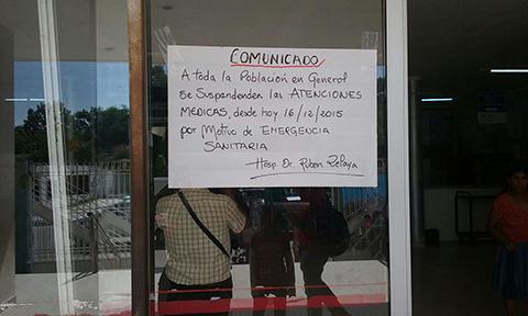 Reportan-ninos-fallecidos-y-emergencia-en-hospital-de-Yacuiba