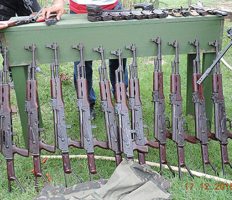 Policia-brasilena-recupera-armas-robadas-de-la-Armada-Boliviana