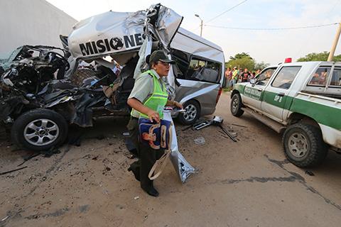 Una-persona-fallecida-y-cinco-heridas-en-accidente