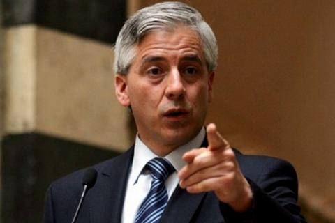 Garcia-Linera:--Hombre-que-pega-a-una-mujer-es-un-cobarde,-un-delincuente-