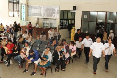 Piden en hospitales oficinas de denuncias for Oficina de denuncias