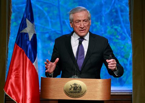 Canciller-Munoz:--Nadie-puede-obligar-a-Chile-a-ceder-territorio-