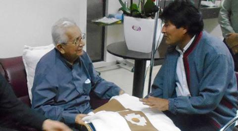 Evo-Morales-expresa-sus-condolencias-por-el-fallecimiento-del-cardenal