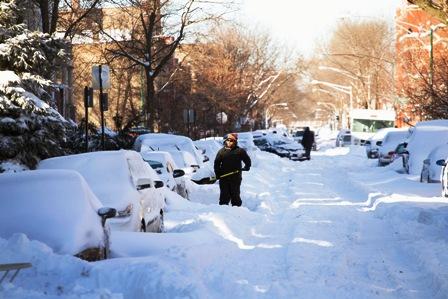 Caos-por-fuerte-nevada-en-EEUU-y-Canada