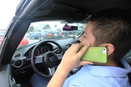 multa por conducir: