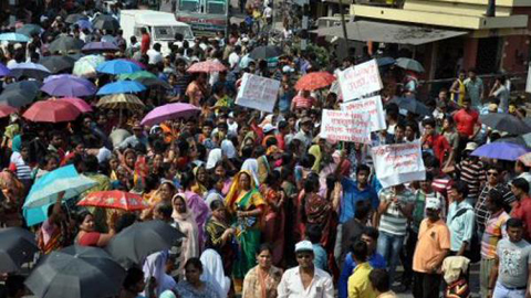 Miles-de-personas-se-manifiestan-por-violacion-de-una-monja-en-la-India