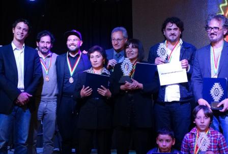 Ministerio-de-Culturas-entrega-reconocimientos--Luis-Espinal--a-cineastas-bolivianos