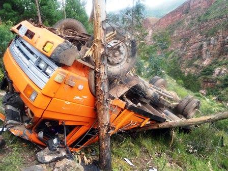 Dos-accidentes-dejan-tres-muertos-y-21-heridos