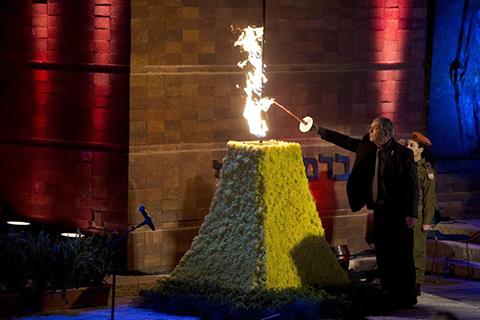 Israel-recuerda-a-sus-victimas-del-Holocausto-70-anos-despues