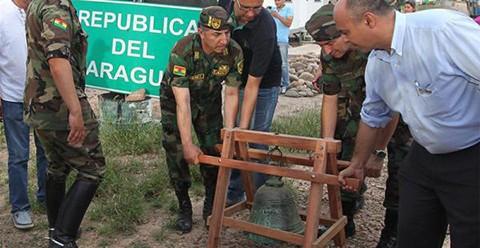 Paraguay-devuelve-reliquia-de-la-Guerra-del-Chaco-a-Bolivia